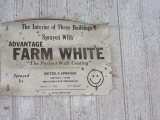 <h5>Old Signage</h5><p>Adding to the charm this old sign equipped with a smiley face can be found on the farm.</p>