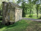 <h5>Geothermal Cooling System</h5><p>18th Century Springhouse - We take these structures for granted but the natural refrigeration provided by cool streams running under these buildings would be the envy of much of the US.</p>
